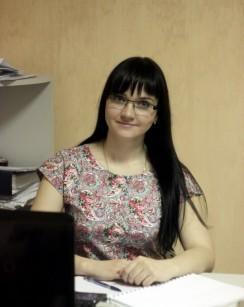 Середа Елена Сергеевна
