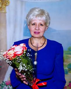 Попловец Людмила Семеновна