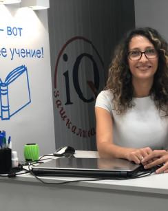 Мадуар Дарина Рушдиевна